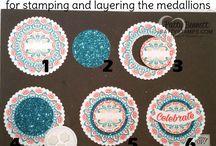 SU Make a medallion