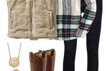 Fall Style - / Fall Season shoes & clothes