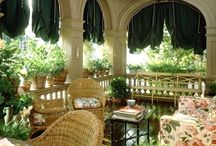 Verandah / A place to retreat or share