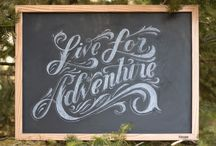 Typography & Fonts / by Ryan Peery