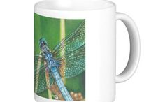 Mug / mugs for coffee, mugs for tea, mugs for travel or for sweets. These mugs are personalizeable and good to drink.  #mug #mugs http://www.zazzle.com/jennyluanart?rf=238898370088235250