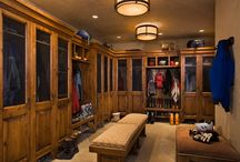 ldy mud room / by Sheri Berry