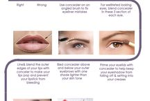 makeup tips / All about makeup tips and beauty.