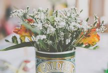 Golden Wedding Ideas