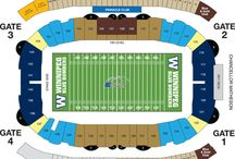 Investors Group Field / by Winnipeg Blue Bombers