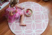 Stylish Kid's Rugs / Stylish, high quality kid's rugs in Australia.