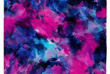 Fabrics / Designer fabrics for home and fashion / by Jacqueline Maldonado Art & Design