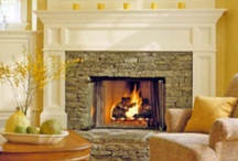 Fireplace Surround  / by Michelle Hawkins