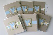 "Love those ""Mini Cards""..... / 3x3 mini cards, note cards"