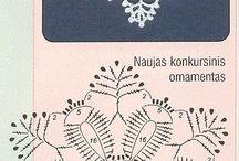 ❄ snowflakes