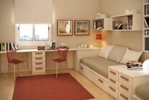 Guest/ study room ideas