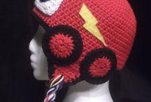 Theme Crochet Hats / by Trisha Salerno
