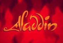 Princess Jasmine / Aladdin