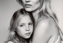 Posing: Mother-Daughter-Sister