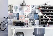 Workspaces & Craft Rooms