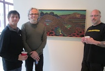 Gallery Night / We love our friends who visit us on Gallery Night! / by Tory Folliard
