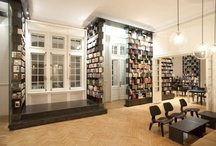 Bibliothèques - Etagères / Etagères, bibliothèques, rangements muraux