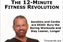 PACE Fitness / #Fitness - P.A.C.E.: The 12-Minute Fitness Revolution - 12 minutes to a younger you! Shatter all the myths and misconceptions about health, aging, & fitness.