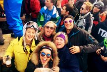 8NA Agent Ski Trip / This last winter, the winners of 8 Northumberland Avenue's Agent Competition took off for four days of snow-sports and après ski in the alpine resort of Meribel.