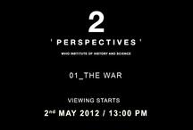 01_THE WAR / MVIO A/W 2012-2013 COLLECTION_2'PERSPECTIVES' 01_THE WAR facebook.com/mvio.kr