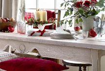 Festivities : Winter/Christmas/December / by Katie Harness
