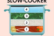 Baking.Slow cooker