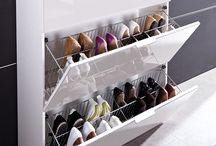 комод для хранения обуви