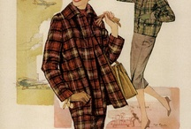 Pendleton Mood / Old, Vintage, Retro - Ads, Photos, Posters