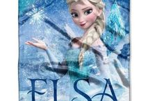 Kids Frozen Decor