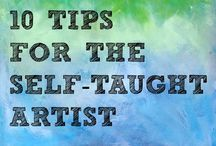 Art Instruction and Tutorials
