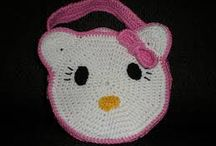 Hello kitty / crochet