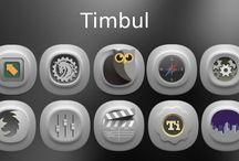Timbul Icon Pack v3.1.7 Patched