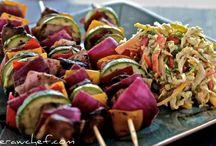 Raw Salads & Slaws / by Pat Murdoch