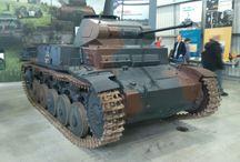 Bovington Tanks / All taken from my camera