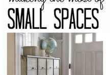 Apartamento pequenos