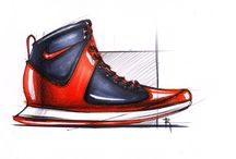 Shoes sketch