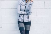 athletic wear lulu lemon