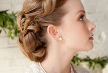 Vintage Bridal Beauty / by Erin Infantino