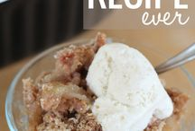 Food & Recipes: All things Apple! / The best recipes using the no-so humble apple!