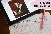 School- Artist/Composer Study