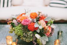 Centrepieces / Get the conversation started around the dinner table with these awesome centrepieces ideas