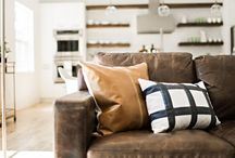 Stagg Design Shop || Styled / Textiles & Decor to make your home feel like home.