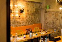 Davet ve Organizasyonlar / Sergüzeşt'in bahçesi ve kapalı alanı olan Sermest'te doğumgünleri, özel yemekler, şirket toplantıları, eğitimler hatta partiler düzenleyebilirsiniz.
