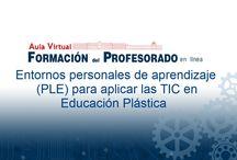Curso PLE en EPV 2014/15 / Tablero compartido del curso de Formación Online sobre PLE en EPV del Departamento TIC (Centro Regional de Formación Las Acacias, Madrid)