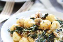 Glorious Gnocchi Dishes