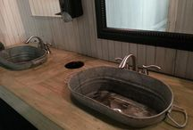 Upcycled kitchen