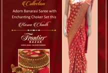 Karwa Chauth special- The Mughal Garden Collection