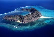 Island Escapes / Beautiful island escapes around the world.