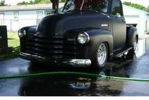 Dream Vehicles / Trucks, Cars, Etc.