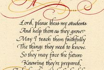 Teachers Prayer